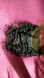 Brazilian hair extension from indian temple