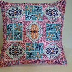 Cushion Cover Crocia Work