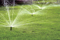 Rotating Sprinklers