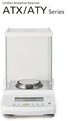 0.1mg Analytical Balance Atx224 Internal Calibration