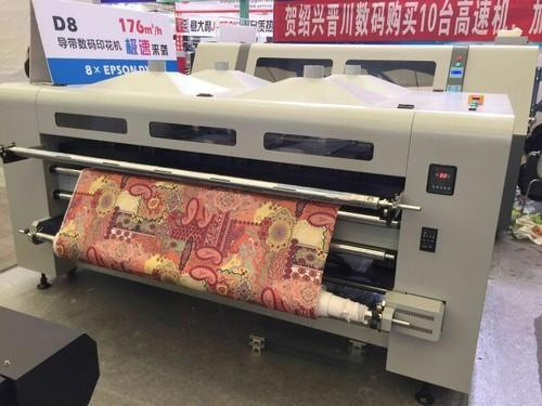 High Speed Digital Direct Textile Printer