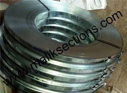 Galvanized Colour Coated Coil - Galvanized Strip Coils Manufacturer