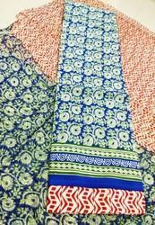 Block Print Suit