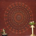 Colorfull Mandal Tapestry