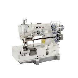 Chain Stitch Elastic Attaching Machine with Auto Trimmer