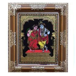 Glass Painting Etched Glass Painting Wholesale Trader From Chennai