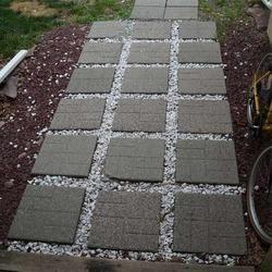 Step Tile Moulds