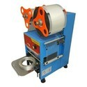 Automatic Stainless Steel Cup Sealing Machine