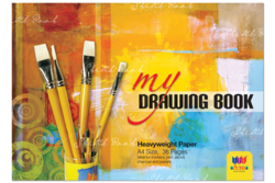 drawing note book