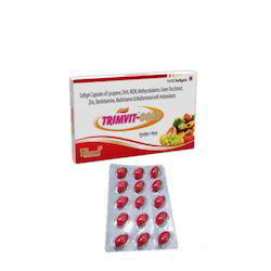 Nutraceuticals Tablet Lycopene, Multivitmin, Multimenral & DHA Softgel Capsule, for Clinical, Grade Standard: Food