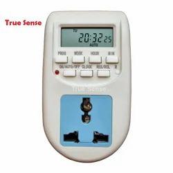 TS-03 Digital Timer Programmable Electronic Socket Timer Switch