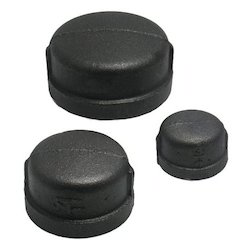 Steel Cap Pipe Fittings