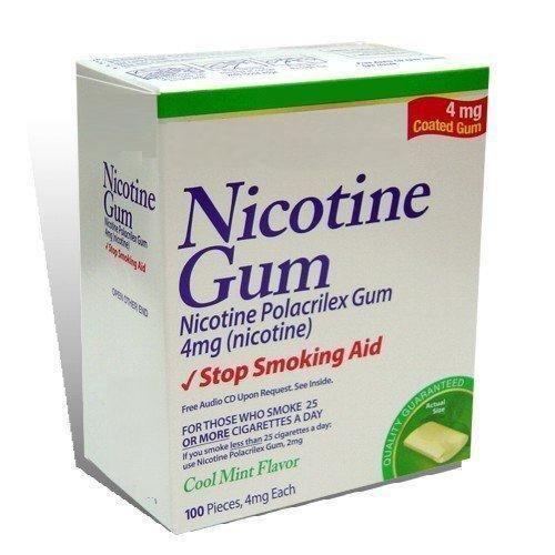 Nicotine Gum - Nicotex Chewing Gum Latest Price
