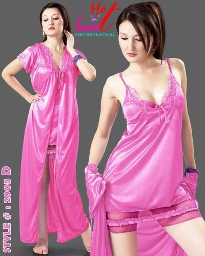 2c89ccc9cf Ladies Two Piece Stylish Nighty at Rs 400  piece