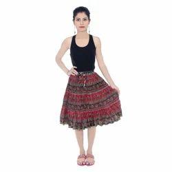 Mini Skirt Photo Shoot Services