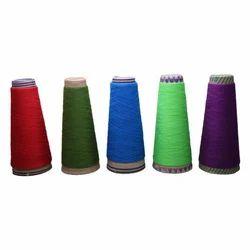 Dyed Lincot Yarn