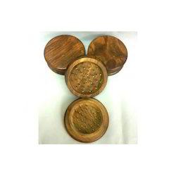 Wooden Grinder