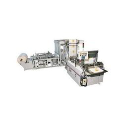 Automatic Non Woven Fabric Bags Making Machine