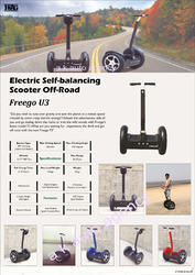 Freego Self Balancing Scooter U3