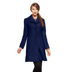 Ladies Long Coat Images
