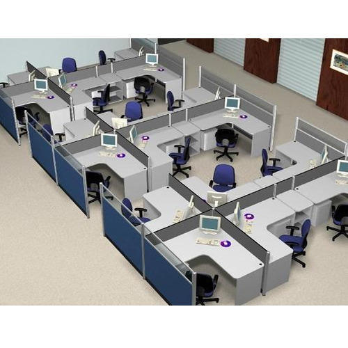 Office Workstation Panel