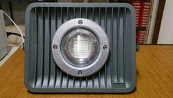 50 Watt LED Floodlight Housing With Lens