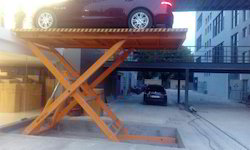 Hydraulic Scissor Car Lifts