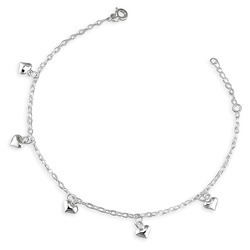 Silver Anklets in Coimbatore, Tamil Nadu | Get Latest Price