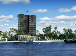 Bluewaters Apartment-Elevation