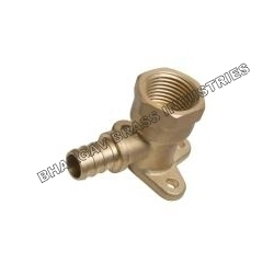 Barb Brass Elbow Fitting