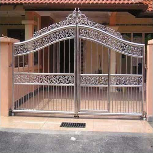 Swing Gates Fancy Gates Manufacturer From Surat