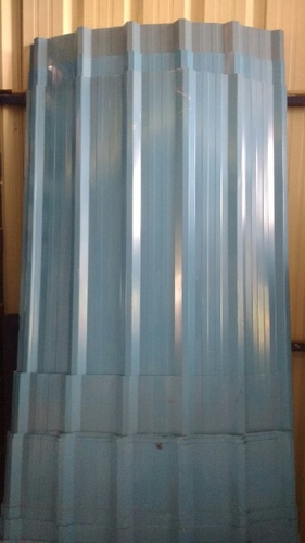 Ash Colored Aluminum Sheet & Blue Colored Aluminum Sheet ...