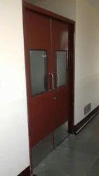 Powder Coated Industrial Doors
