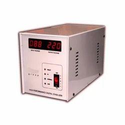 Single Phase Digital Voltage Stabilizer, 220 V