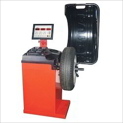 Wheel Balancer Machine
