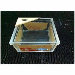 Transparent Acrylic Box