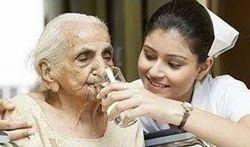 Male Patient Home Care Service