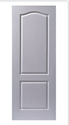 2 Panel Arch Texture Moulded Doors