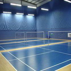 PVC Synthetic Sports Flooring
