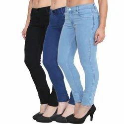 Female Ladies Jeans
