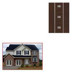 Decorative Laminated Door For Homes