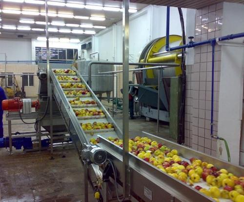 Apple Juice Processing Machinery Shiva Engineers Pune