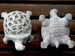 Soapstone Tortoise