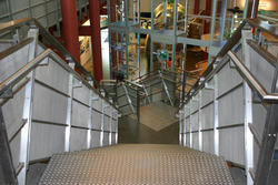 Stainless Steel Industrial Handrail
