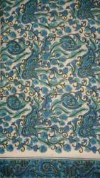 Hand Block Printed Cotton Fabric Dress Material