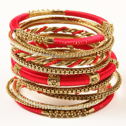 design gold bangles jewellery heart shree color stone balkrishna product