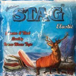 Golden Stag (Blue) Garment Elastics