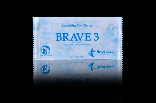 Brave 3 Tweet India Pharmaceuticals, Type Of Packing: Box