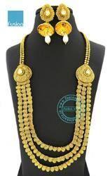 Indian Wedding Design Necklace Set