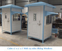 Mobile Security Cabins